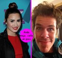 Con un par: Demi Lovato le cierra la boca a Perez Hilton en Twitter