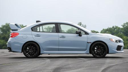Subaru Wrx Series Gray 2018 5