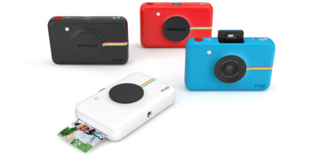Polaroid SNAP, la descafeinada insistencia por una cámara instantánea