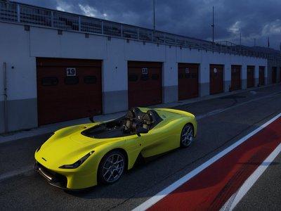 Dallara sigue los pasos de McLaren y Ferrari con el nuevo Stradale