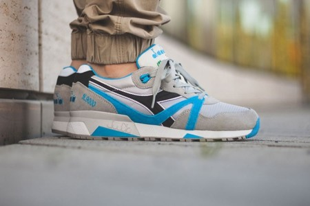 Diadora N9000 Nyl Blue Angel 1