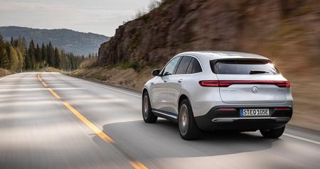 Probamos el Mercedes-Benz EQC 2019
