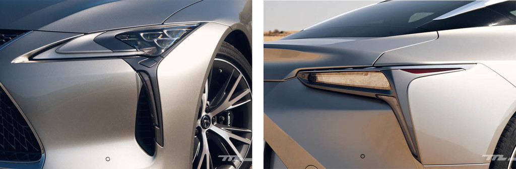 Prueba Lexus LC 500