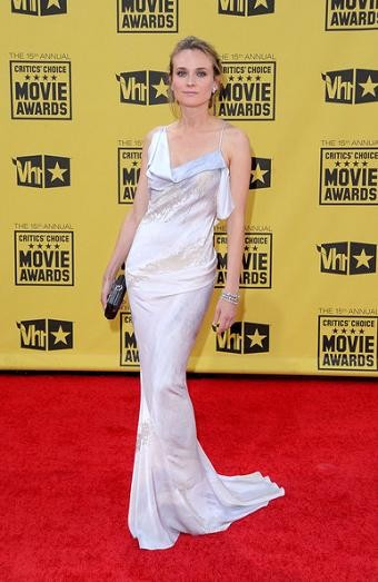 Alfombra roja Critic's Choice Movie Awards 2010