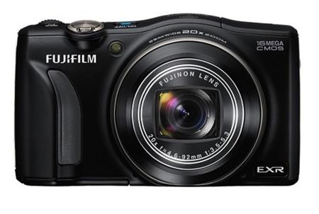 Fujifilm F800