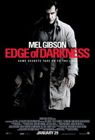 'Edge of Darkness' con Mel Gibosn, carteles