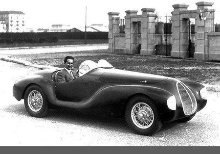 Auto-Avio Costruzioni 815, el primer Ferrari