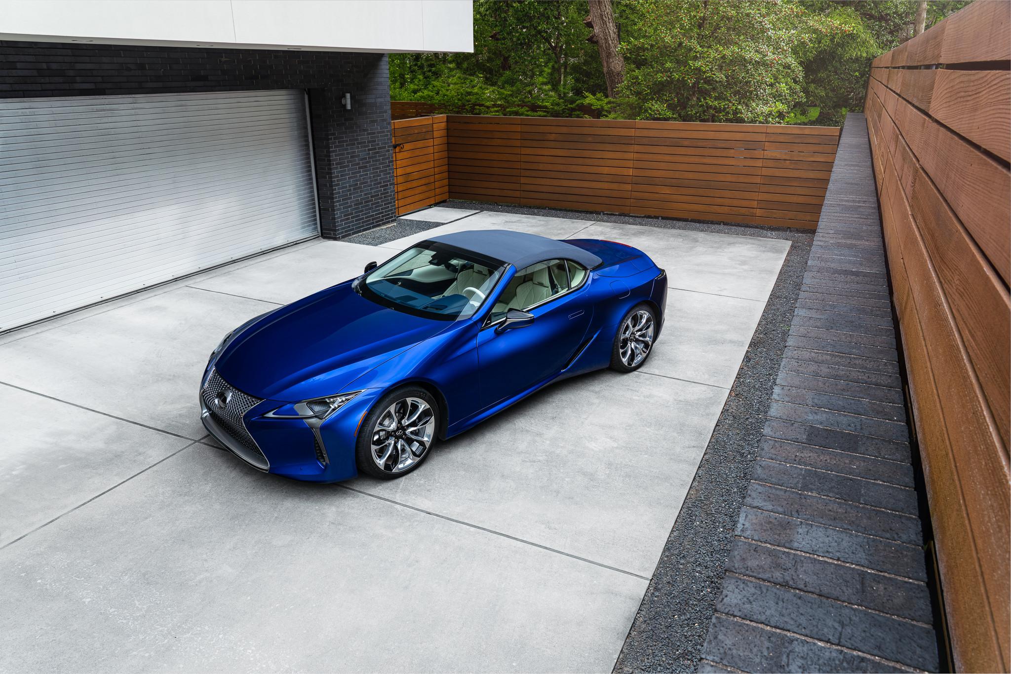 Foto de Lexus LC Cabrio Regatta Edition (28/32)