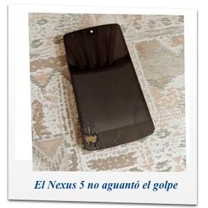 Nexus 5 Polaroid