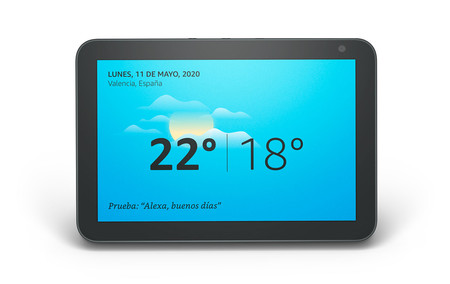 Amazon Echo Show 8 Pantalla