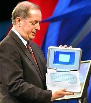 Eduwise, el portátil de bajo coste de Intel