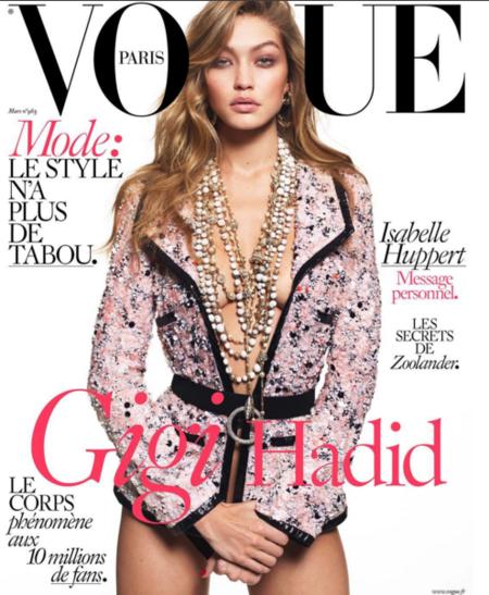 Gigi Vogue