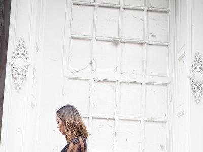 De vuelta con el encaje: la versión más sexy de tu armario