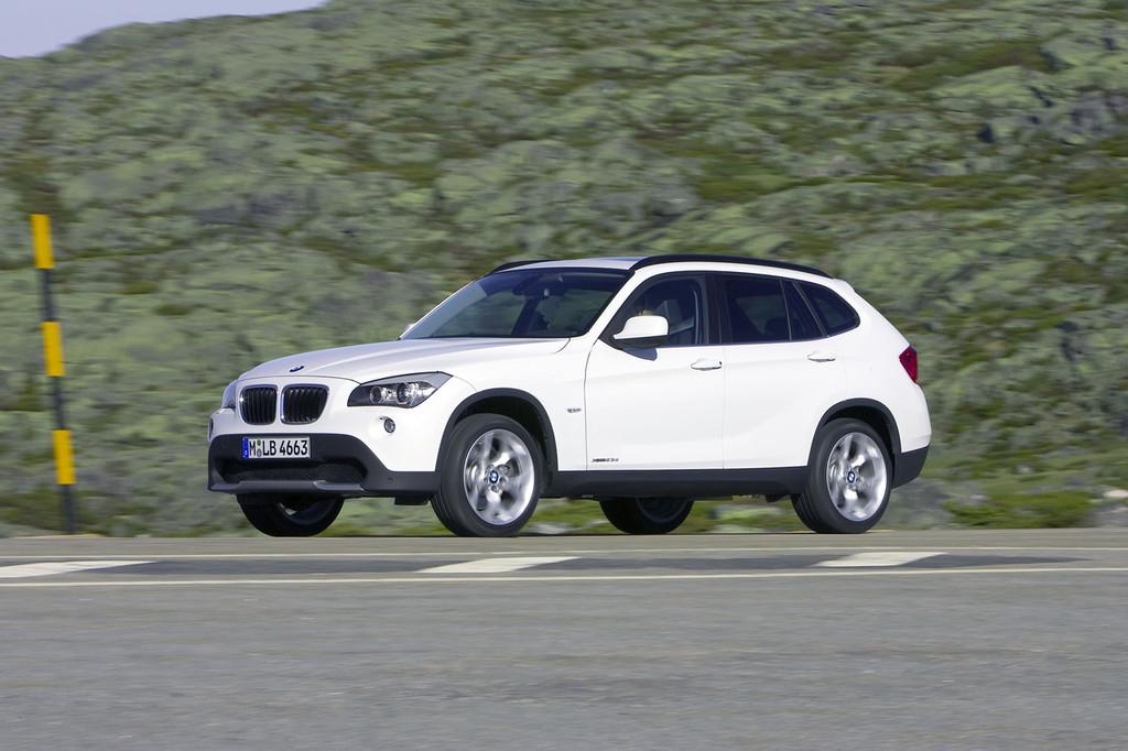 Foto de BMW X1 (32/120)