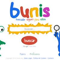 Bunis es un buscador para niños con cuatro filtros de seguridad y estadísticas para los padres