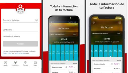 Contacta Con Vodafone Online O Via App