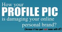La importancia de una buena foto de perfil o cómo tu foto de perfil puede dañar tu imagen