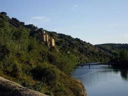 Camino Soria para pasear por el Duero y la curva de la Ballesta en familia
