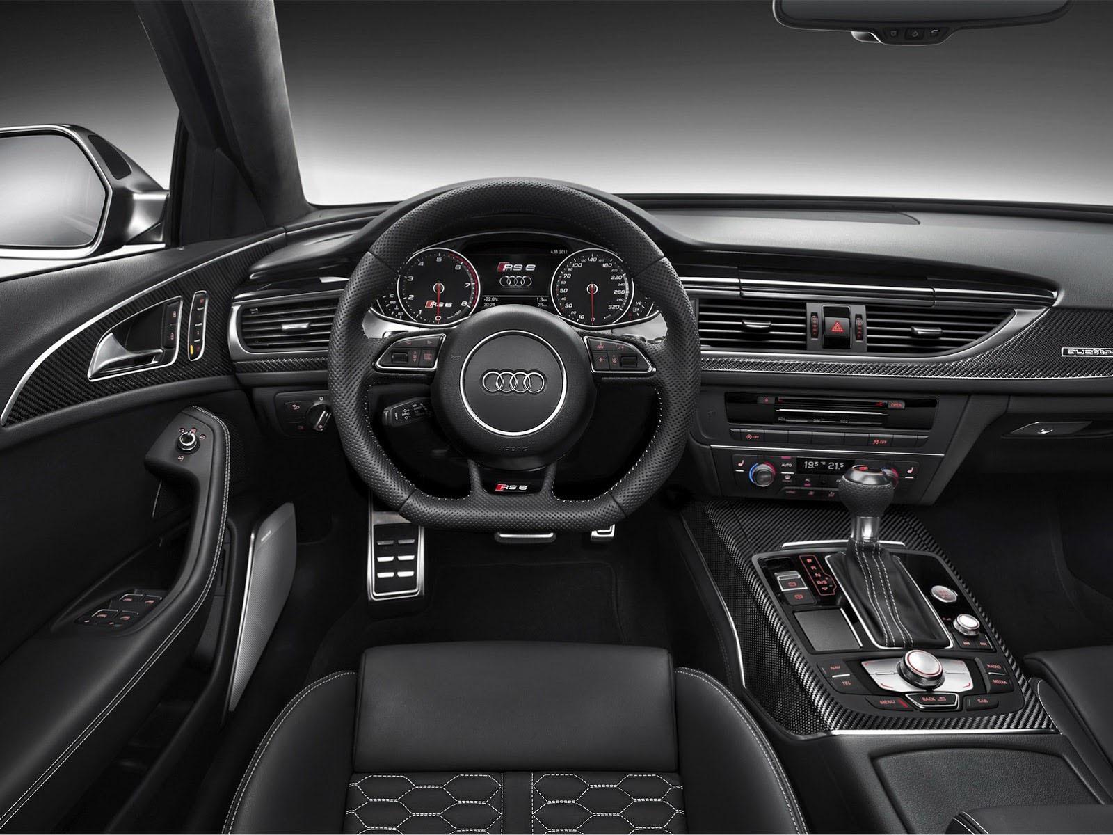 Foto de Audi RS6 Avant 2013 (1/8)