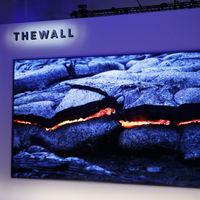 Samsung lanza 'The Wall', un televisor MicroLED modular de 146 pulgadas