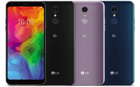 LG Q7, Q7+ y Q7a, la gama media se renueva: resistencia al agua y audio Hi-Fi con la misma pantalla FullVision