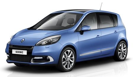 Renault Scénic 2012 24 B