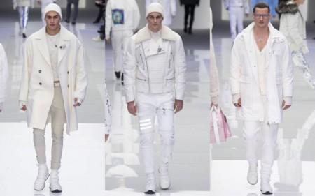 Versace Otono Invierno 2016 Milan 3