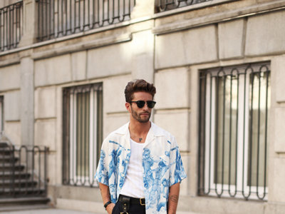 Se confirma nuestra teoría: los bloggers sucumben a la moda de la camisa hortera