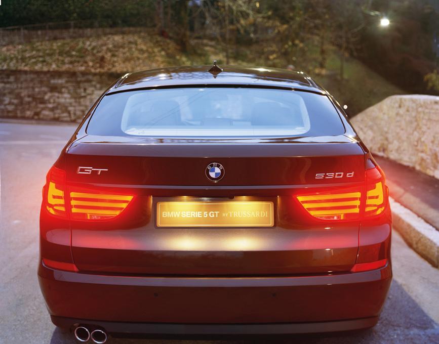Foto de BMW Serie 5 Gran Turismo Trussardi (10/12)