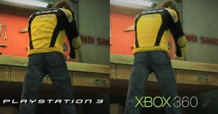 'Dead Rising 2': comparativa gráfica entre las versiones de PS3 y Xbox 360