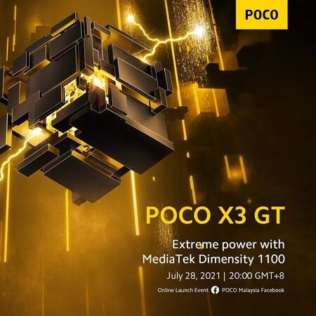 Poco X3 GT 1024x1024