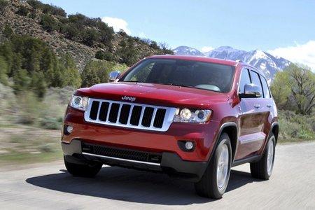 El Jeep Grand Cherokee puede ser el gen de los futuros SUV de Alfa y Maserati