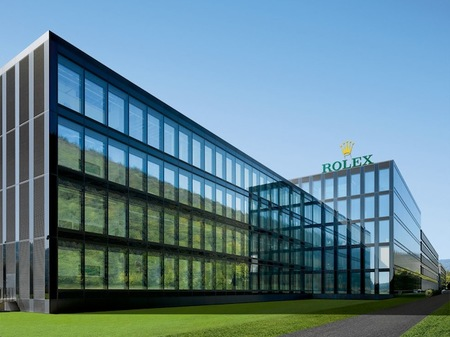 La firma de alta relojería Rolex ya tiene un nuevo centro de producción en Suiza