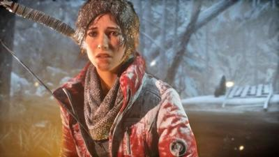 Osos, nieve y hielo en las nuevas imágenes de Rise of the Tomb Raider