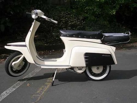 Lambretta J 125 Starstream
