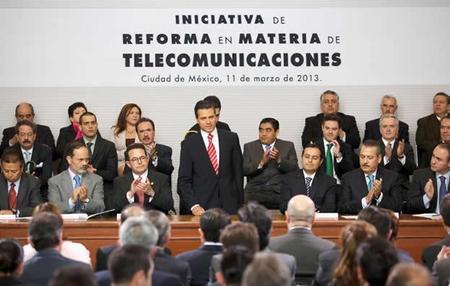 ¿Qué opinas sobre la reforma a las telecomunicaciones en México? La pregunta de la semana