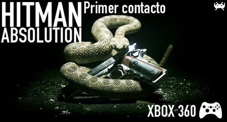 'Hitman: Absolution' para Xbox 360: primer contacto