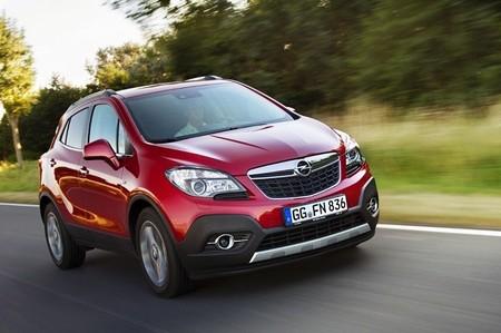 El Opel Mokka renueva su motor diésel de cara a París