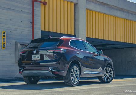 Buick Envision Avenir 2021 Prueba De Manejo Opiniones Mexico 42