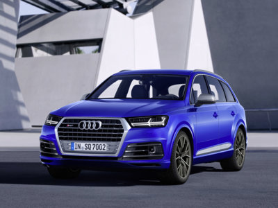 900 Nm a 1.000 rpm para el Audi SQ7 TDi, el primer Audi con compresor eléctrico