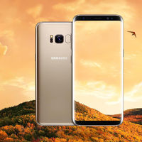 Continúan las filtraciones diarias sobre el Samsung Galaxy S8: lo vemos mejor que nunca, vestido de dorado