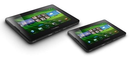 El primer terminal QNX de Blackberry podría ser una Playbook de cuatro pulgadas