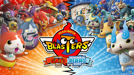 Yo-Kai Watch Blasters celebra su doble lanzamiento en 3DS repasando todas sus novedades