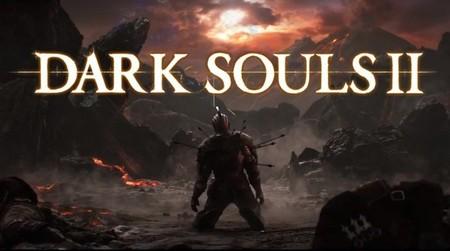 Un par de capturas de 'Dark Souls II' mientras nos llega el vídeo