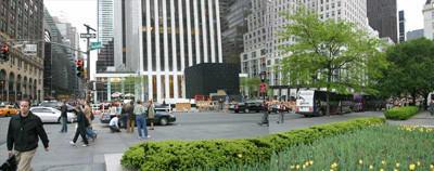 ... Y pasado mañana, apertura de la misteriosa Apple Store en la Quinta Avenida