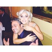 "Lady Gaga dijo ""sí"" por San Valentín"