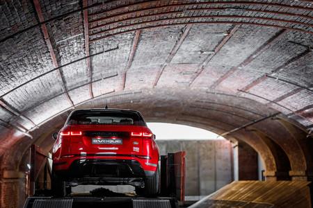 Range Rover Evoque 2019 trasera