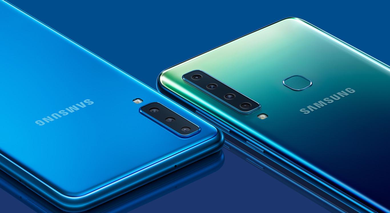 1e42f9ece06 Samsung Galaxy A9 (2018)  el primer smartphone con cuatro cámaras traseras  llega a México