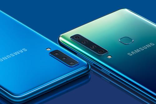 Samsung Galaxy A9 (2018): el primer smartphone con cuatro cámaras traseras llega a México, este es su precio