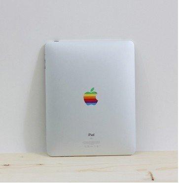 Añadiendo color a la manzana de tu iPad, y otros equipos de Apple